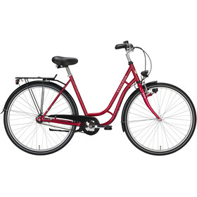 Excelsior Touring 3-speed TSP, red metallic